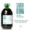 SABOR D'ORO Selección de Almazara 5L - Caja 3 unidades