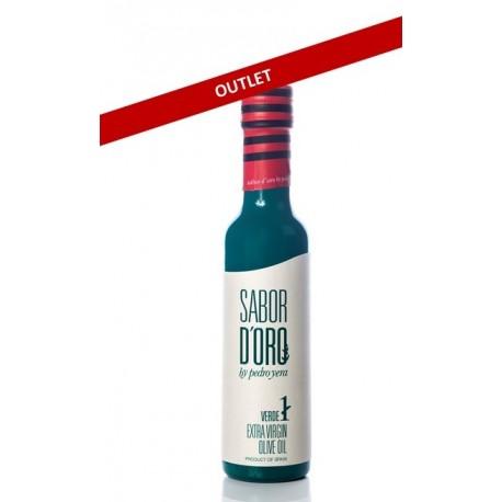 Aceite de Oliva Virgen Extra SABOR DE ORO by pedro yera Verde 250 ml
